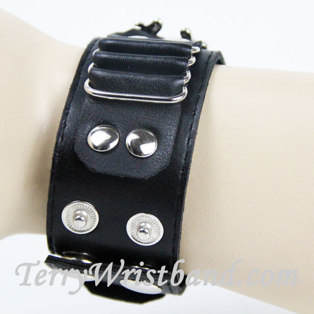 Scull Bracelet for Men SIDE