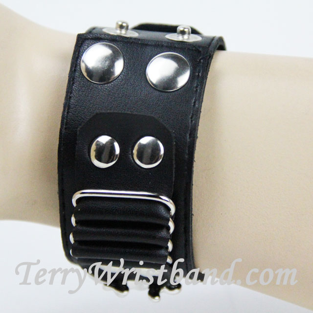 Scull Bracelet for Men BACK