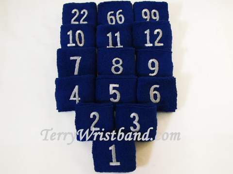 Custom Embroidered Sweatbands Custom Sweatbands Terry Sweat Wristbands  Terry Cloth Armbands