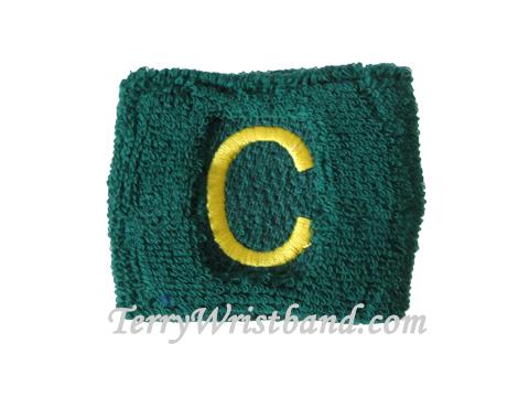 custom embroidery sweatband WB201