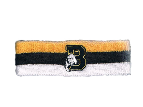 custom embroidery sweatband HB510
