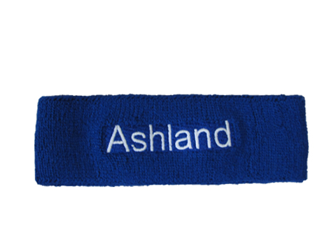 custom embroidery sweatband HB205