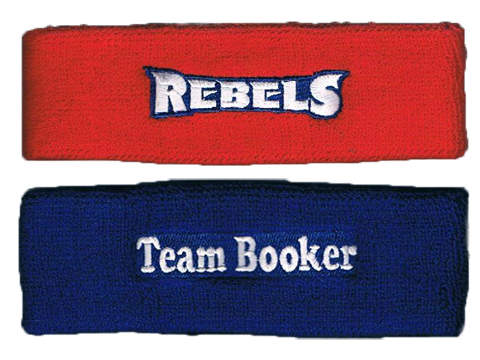 Custom Embroidery Sport Terry Head sweatband 2c374eaefe3